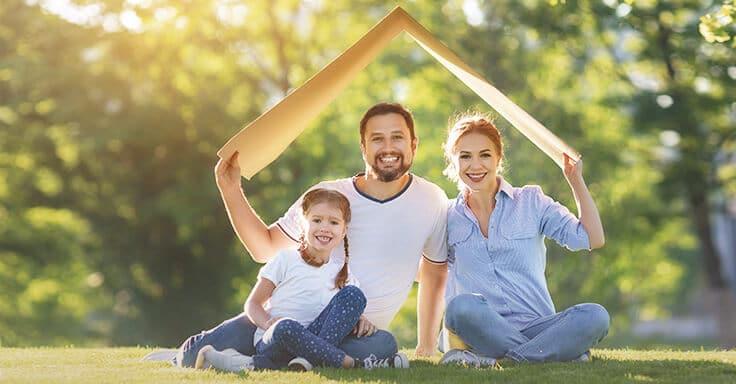Grundstückskauf für ein Eigenheim