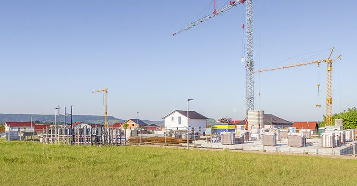 Grundstück für Projektentwickler